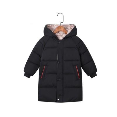 Зимняя куртка- парка для мальчиков и девочек 130