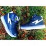 Хайтопы, высокие кроссовки для мальчиков Арт: 4590AN blue