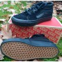 Кеды подростковые замша+текстиль Vans,  2-201B