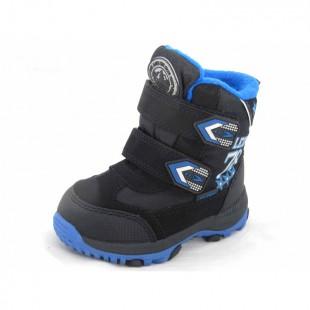 Зимові термо черевики для хлопчиків мембрана+термо устілка Арт: QK-0939