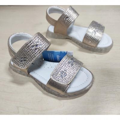 Нарядні босоніжки для дівчаток Weestep, G 5860R