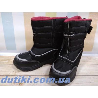 Зимние термо ботинки R161-3205