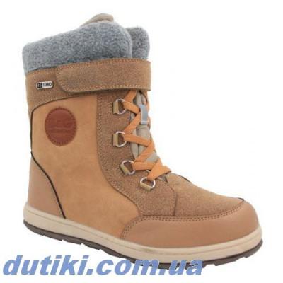 Зимние термо ботинки, сапоги с мембраной, B&G R181-60G