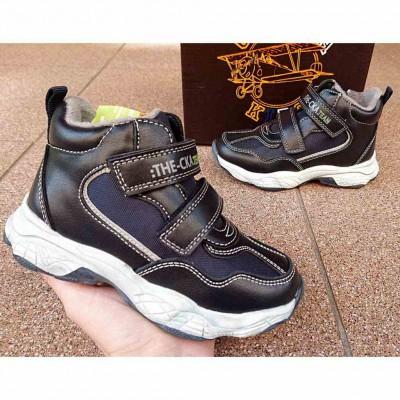 Ботинки для мальчиков спортивного стиля Сказка, 33055R