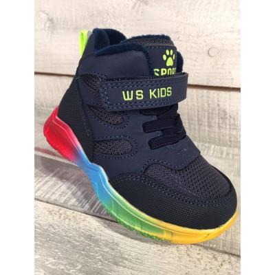 Ботинки для мальчиков WeeStep, 59655R