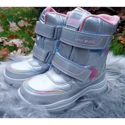 Зимние термо ботинки WeeStep, R53289 S