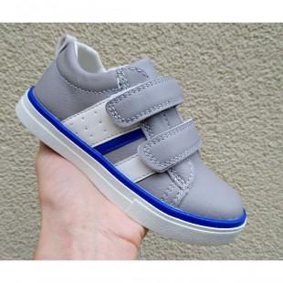 Кроссовки, кеды для мальчиков Арт: 7002S grey