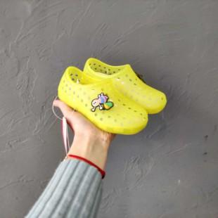 Крокси силіконові для дівчаток Арт: YS-7070