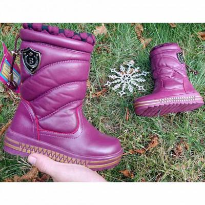 Зимние сапоги для девочек, TZ37-5