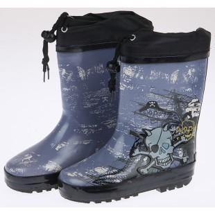 Гумові чоботи для хлопчиків Арт: W1108