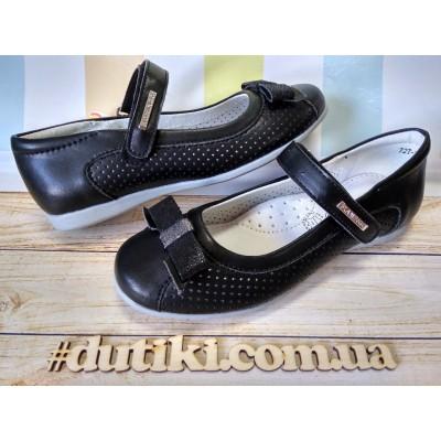 Туфли для девочек Фламинго  XY-0292