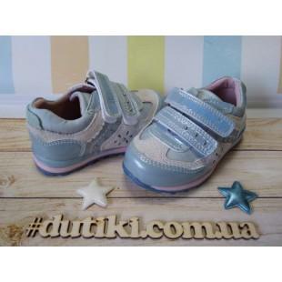 Кроссовки-туфли для девочек Арт: XY-0642