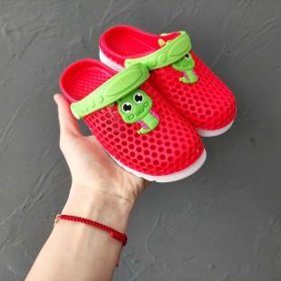 Крокси з піни EVA для дівчаток Арт: HYX-6731