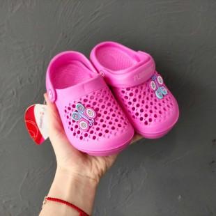 Крокси з піни EVA для дівчаток Арт: HYX-9731