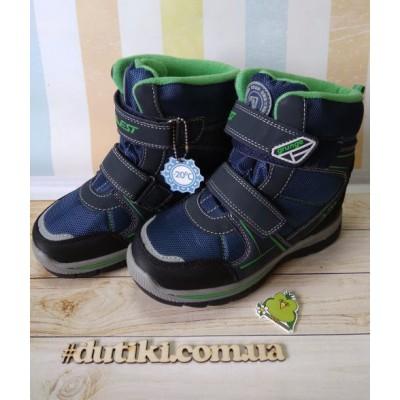 Зимние термо ботинки, YC-1055