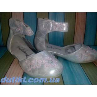 Праздничные туфли для девочек Арт: 323A