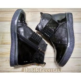 Ботинки для девочек Арт.: ZKK2817-47 - последняя пара!