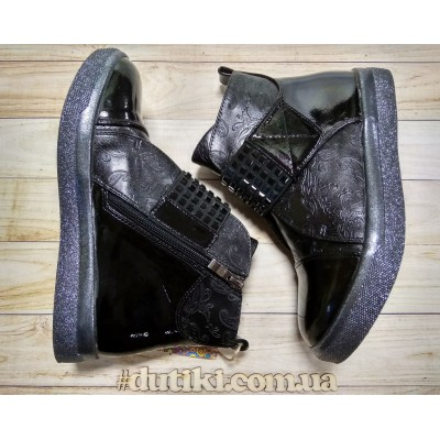 Ботинки для девочек ZKK2817-47