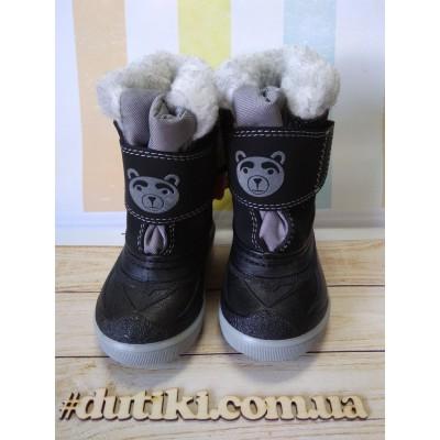 Зимние сапоги, сноубутсы Demar Bear black